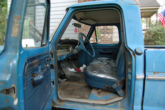 1971 f100 ranger xlt short bed - Ford Truck Enthusiasts Forums
